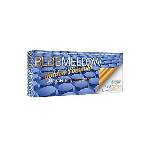 Blue Mellow Erection Pills