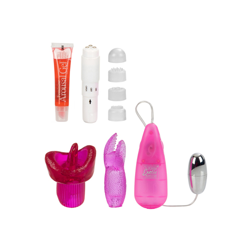 Her Clit Kit - Clit Massager Set