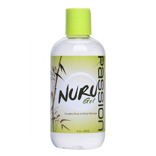 Nuru Couples Body to Body Massage Gel