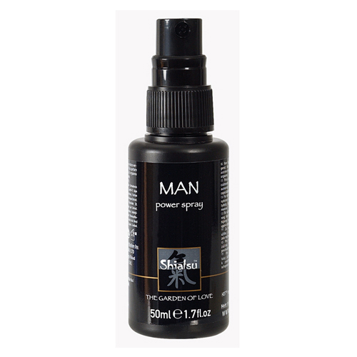 Shiatsu Penis Power Spray For Men