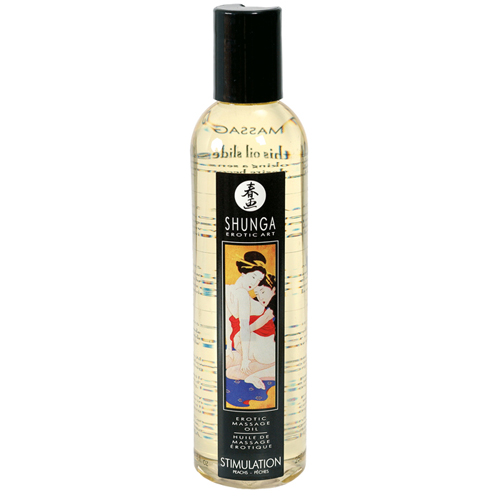 Shunga - Massage Oil Stimulation