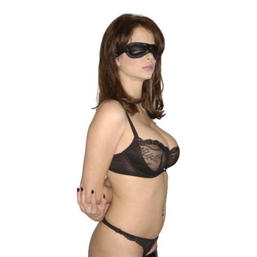 Strict Leather Padded Blindfold2