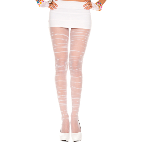 Ultra sheer pantyhose WHITE
