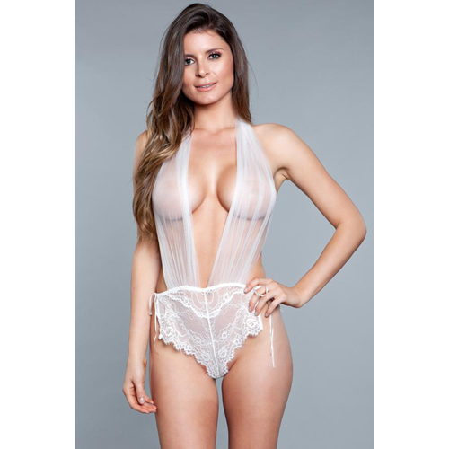 Alessandra Teddy - White