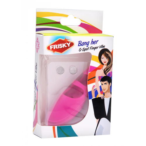 Bang Her Silicone G-Spot Finger Vibe4