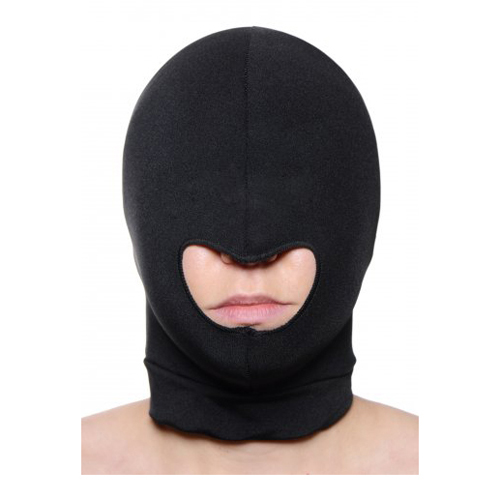 Blow Hole Open Mouth Spandex Hood2