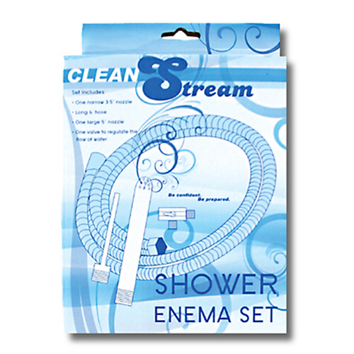 CleanStream Shower Enema System2
