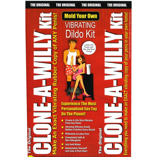 Clone-A-Willy Kit5