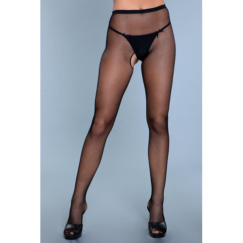Go Fish Crotchless Pantyhose