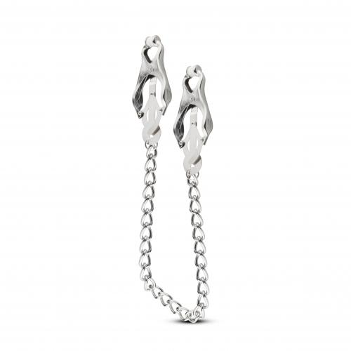 Metal Nipple Clamps With Chain