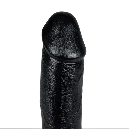 Mighty Midnight 10 Inch Dildo with Suction Cup5