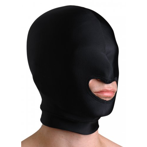 Premium Spandex Hood with Mouth Opening