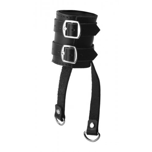 Strict Leather Ball Stretcher with 2 Pulls2