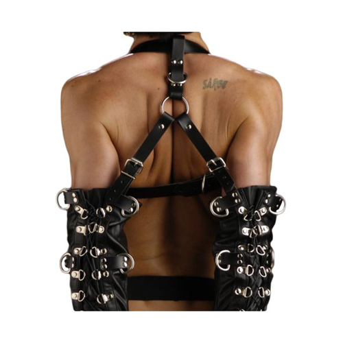 Strict Leather Deluxe Arm Binder Restraint2