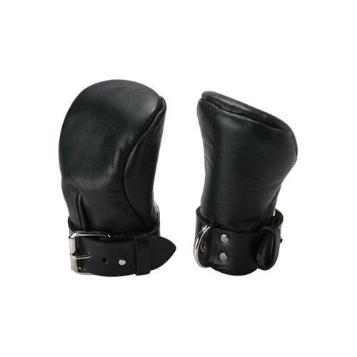 Strict Leather Deluxe Padded Fist Mitts
