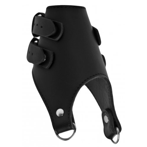 Strict Leather Double Weight Ball Stretcher2