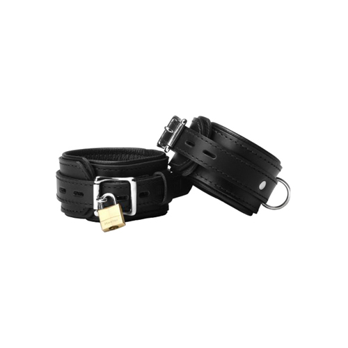 Strict Leather Premium Locking Cuffs2
