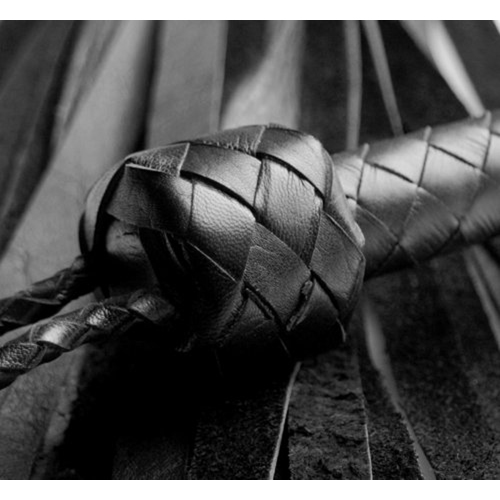 Strict Leather Premium Soft Leather Flogger2