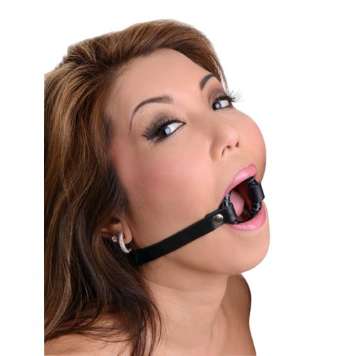 Strict Leather Ring Gag3