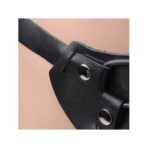 Strict Leather Two-Strap Dildo Harness2