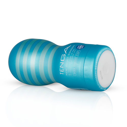 Tenga Cool Deep Throat Cup5