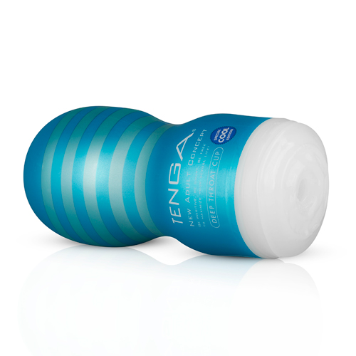 Tenga Cool Deep Throat Cup7