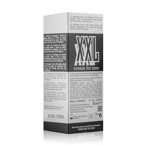 XXL Cream For Men 50 ml7